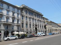 Palazzo Castiglioni - corso venezia 47
