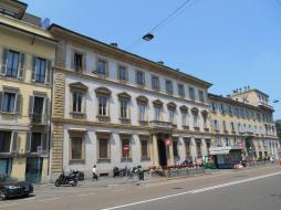 Palazzo Bovara - corso venezia 51