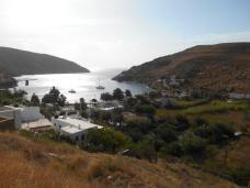 Baie de Mégalo Livaldi (Serifos)