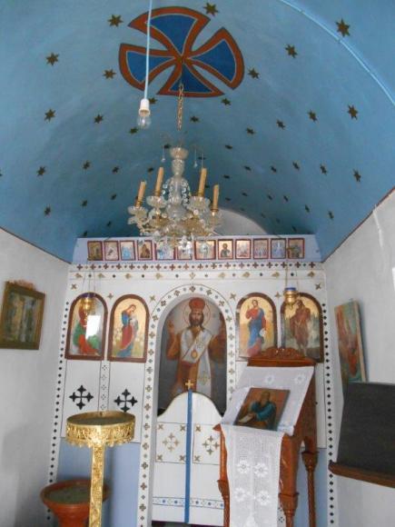 Monastère de Prophitis Ilias Troulakiou (Sifnos)