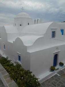 Monastère de Panagia Vrissis (Sifnos)