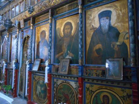 Monastère de Panagia to Vouno (Sifnos)