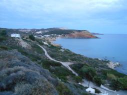 Côte sud (Milos)