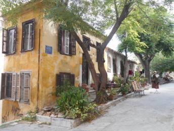 Quartier de la Plaka (Athènes)