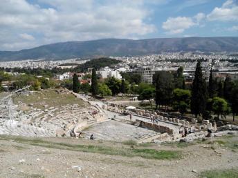 Théâtre de Dionysos (Athènes)