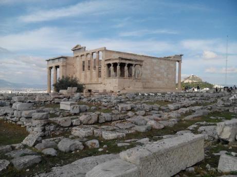Temple d'Athéna (Athènes)
