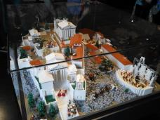 L'Acropole en LEGO (Athènes)