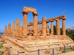 Temple d'Hera (Agrigente)