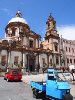 Eglise di San Francesco Saverio (Palerme)