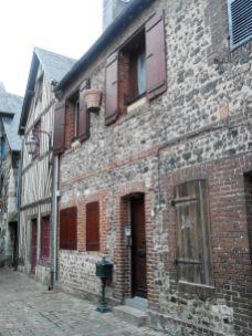 Ruelles d'Honfleur