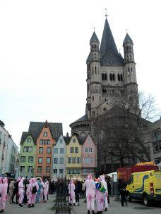 Place du Marché aux poissons (Cologne)