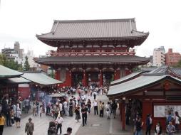 Porte Hozomon (Temple Senso-ji - Asakusa)