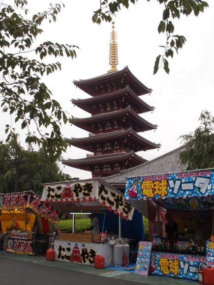 Temple Senso-ji (Asakusa)