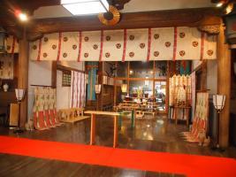 Temple Ishiura Shrine (Kanazawa)