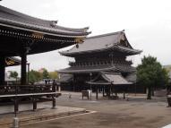 Temple Higashi Hongan-ji (Kyoto)
