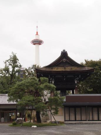 Temple Higashi Hongan-ji et tour de Kyoto (Kyoto)