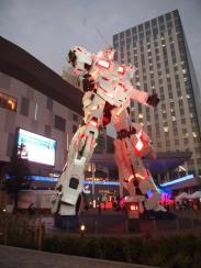 Gundam (Quartier d'Odaiba / Tokyo)