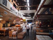Marché aux poissons (Tsukiji /Tokyo)