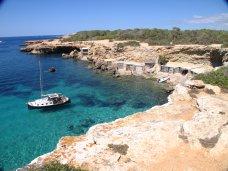 Plage de Comte (Ibiza)