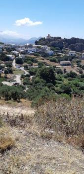 Vue sur Sellia (Crète)