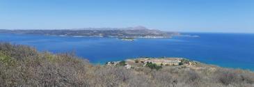 Forteresse turque d'Aptera (Crète)