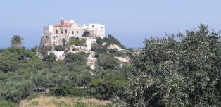 Monastère de Chryssoskalitissa (Crète)