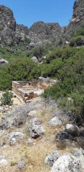 Port antique de Lissos (Crète)