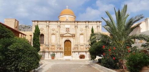 Monastère Gouvernetou (Crète)