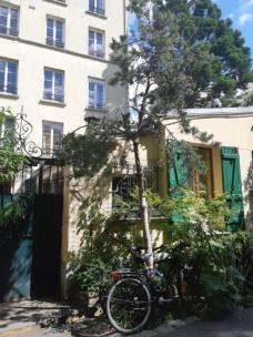 Villa de l'Ermitage (Paris 20ème)
