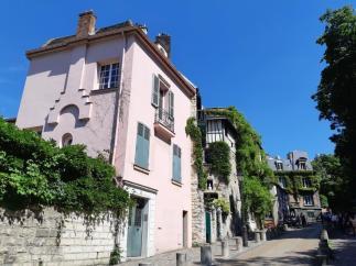 Rue de l'Abreuvoir (Paris 18ème)