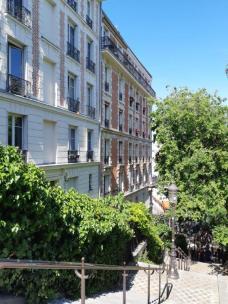 Rue Maurice Utrillo (Paris 18ème)