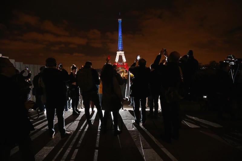 Atentados en Paris: carta de Antoine Leiris