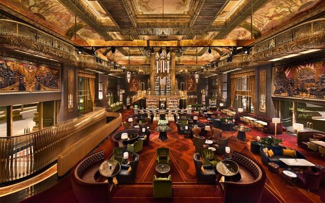 Atlas Bar: el mejor bar de Asia
