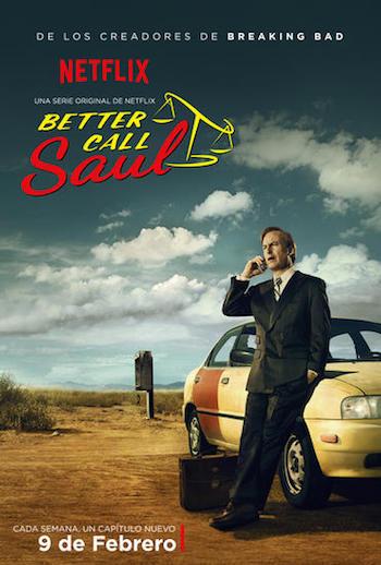 Better Call Saul: Primeros capitulos