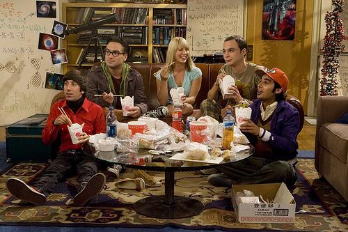 The Big Bang Theory Wallpaper Poster