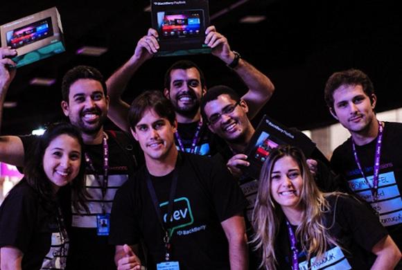 Blackberry Jam Sessions Rosario 2012