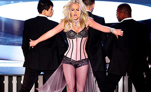 Britney con Photoshop
