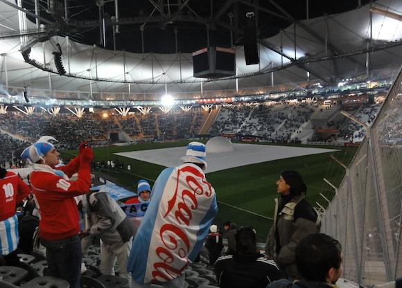 Copa America 2011 - Coca-Cola