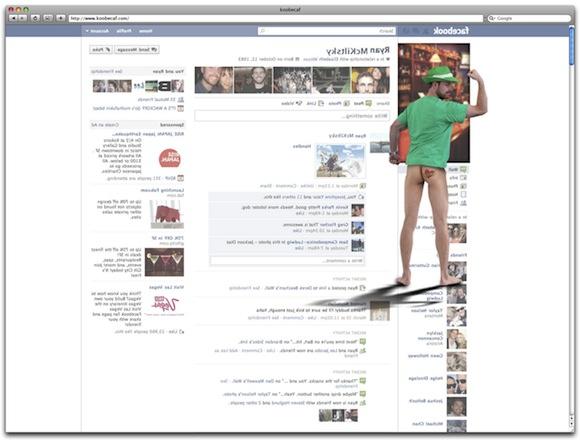 Detras de Facebook
