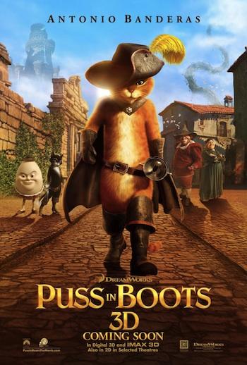 La película del Gato con botas