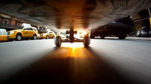 GoPro Skate en Nueva York