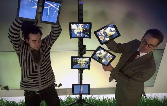 Magia con el nuevo iPad