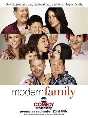 Modern Family - Poster