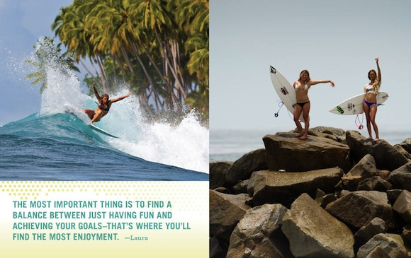 Nike Message Surf