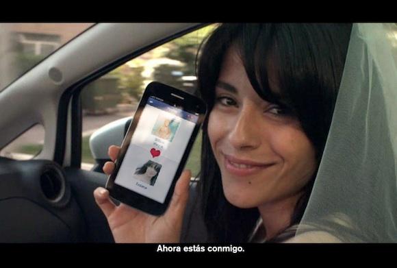 """""""The Wedding"""", publicidad de Nissan"""