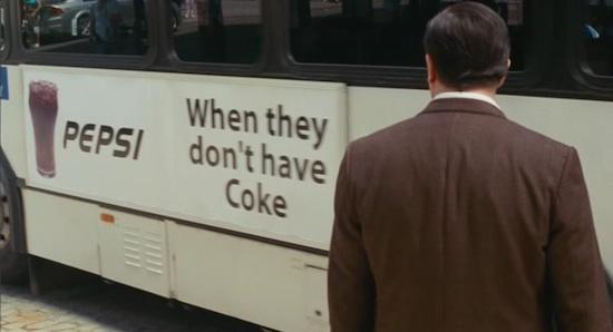 Pepsi: Cuando no hay Coca Cola (the invention of lying)