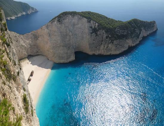 Playa Navagio - Grecia