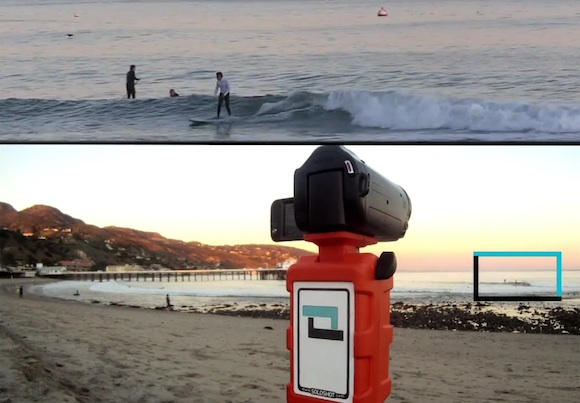SoloShot: filmate surfeando