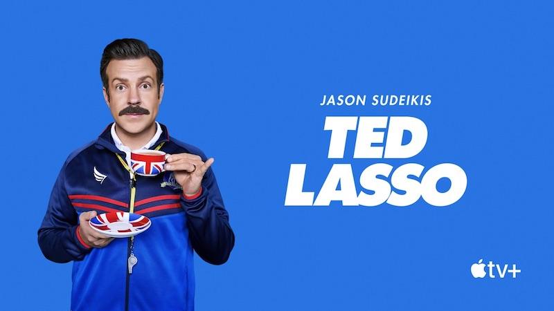 Ted Lasso es la mejor comedia de Apple