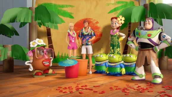 """Toy Story: """"Hawaiian Vacation"""" (corto de Pixar)"""
